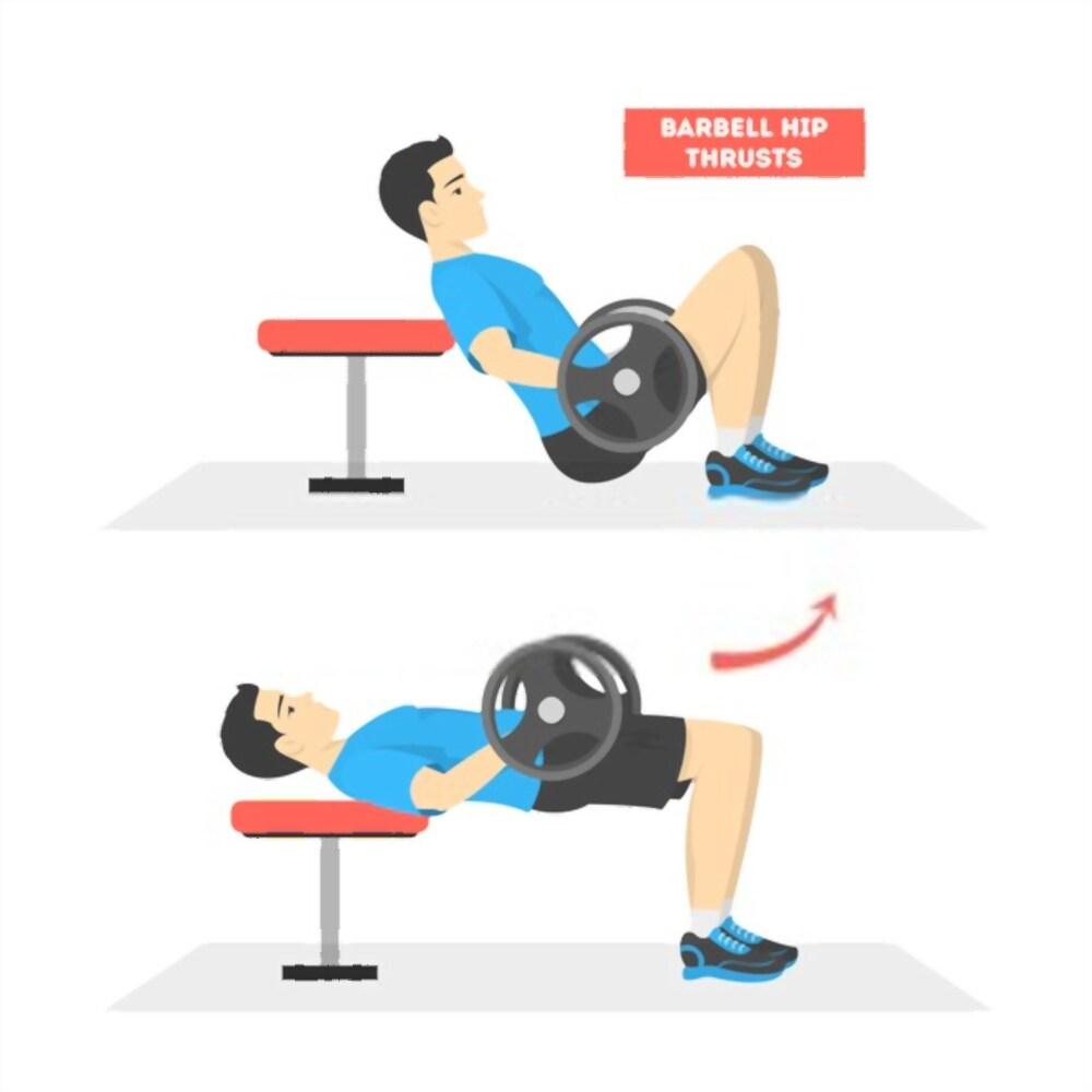 Best Leg Workouts For Men - trendstales