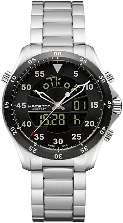 Hamilton Khaki Aviation Flight Timer Quartz
