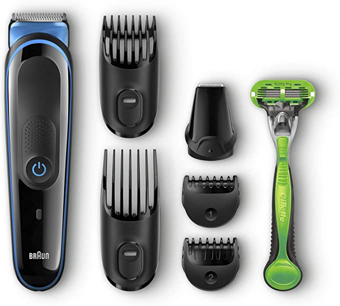 4. Braun Multi Grooming Kit MGK3040