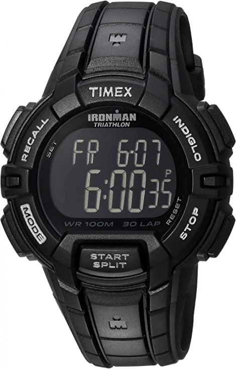 Timex Men's Ironman Rugged 30 Resin T5K793 Strap Watch