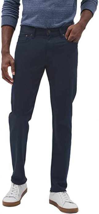 Banana Republic Slim-Fit Travel Jeans