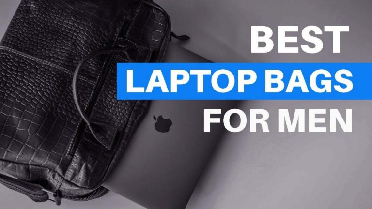 12 Best Stylish Laptop Bags For Men In 2021