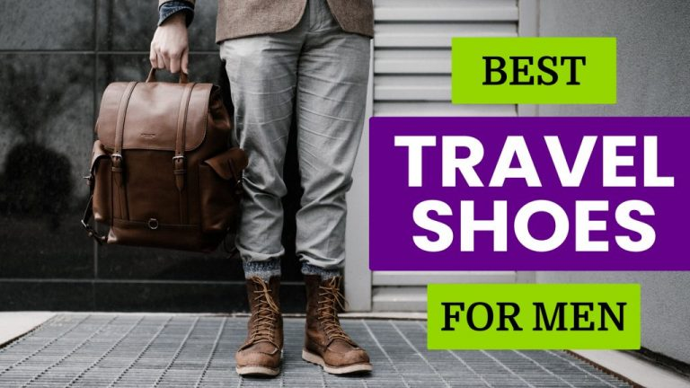 Top 10 Best Travel Shoes For Men 2021