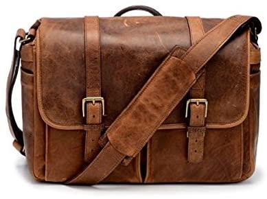 ONA - The Brixton - Camera Messenger Bag