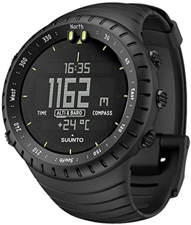Suunto Core All Black Digital Watch