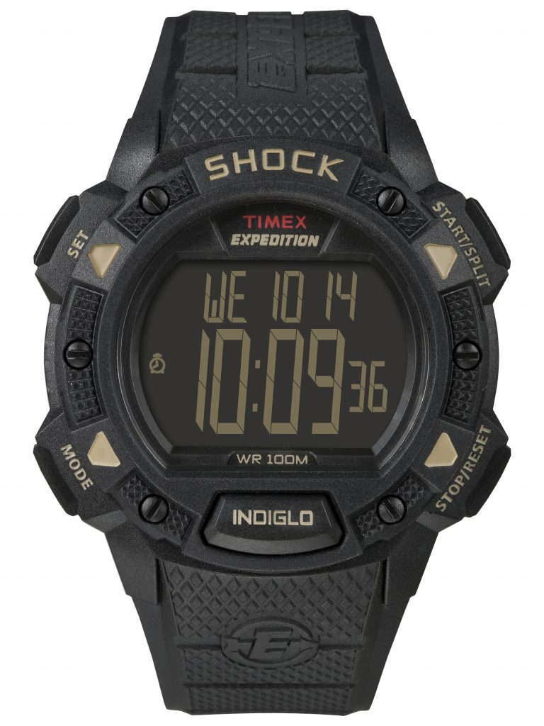 Timex Expedition Shock CAT