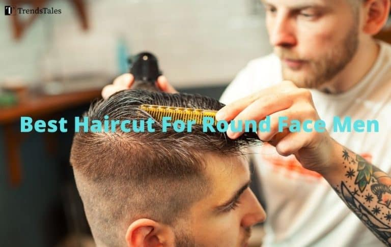 30 Best Haircut For Round Face Men In 2021
