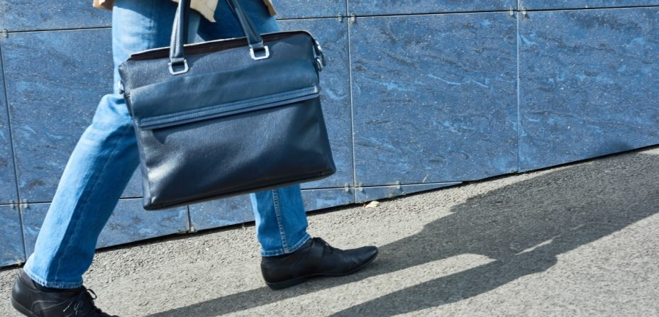 14 Best Leather Bags for Men 2021