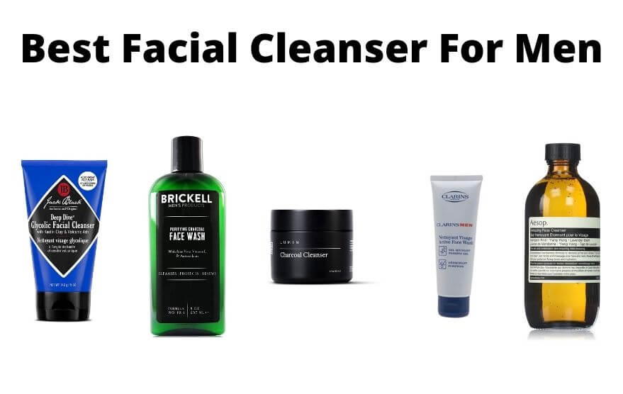 Best Facial Cleanser For Men