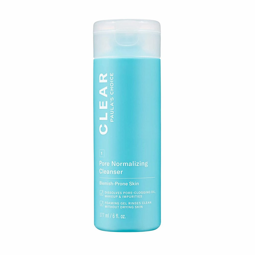 best daily face wash for men - CLEAR Pore Normalizing Cleanser