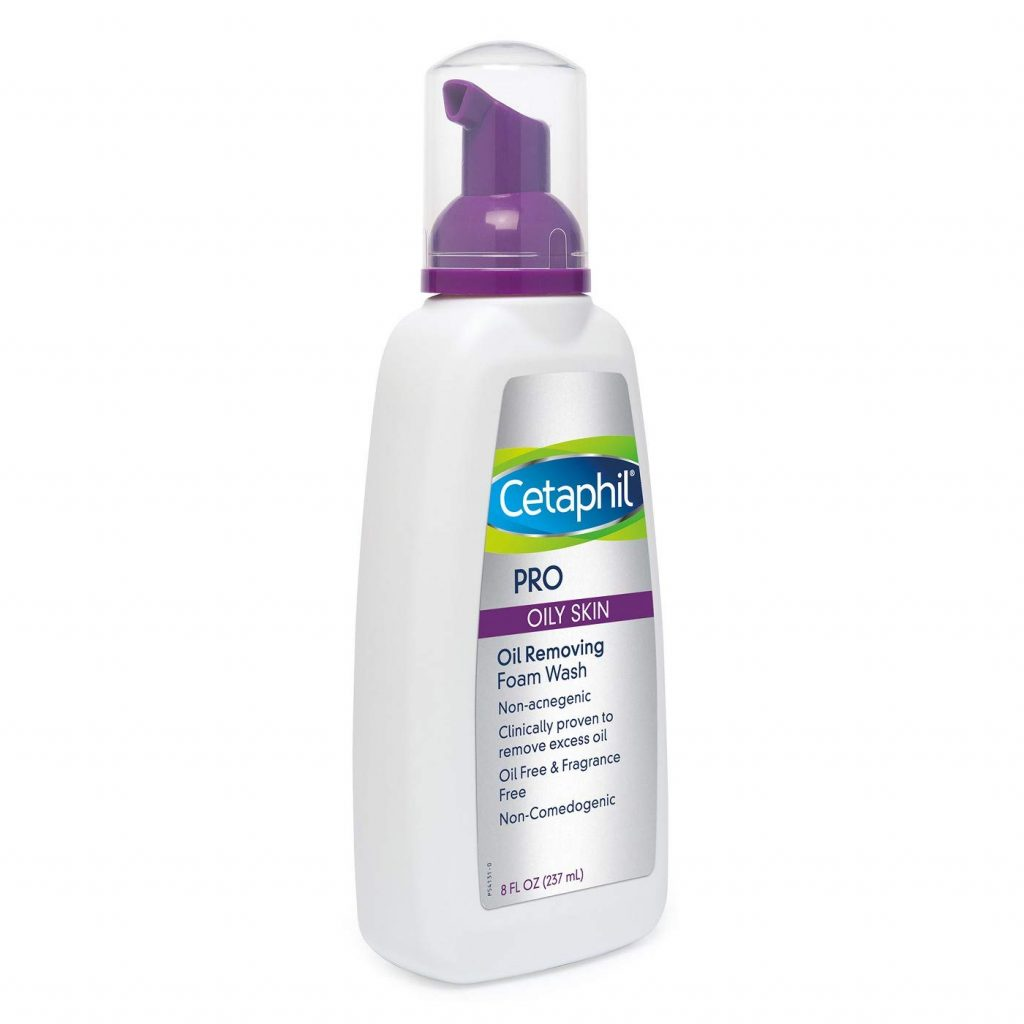 Cetaphil PRO DermaControl Oil Removing Foam Wash