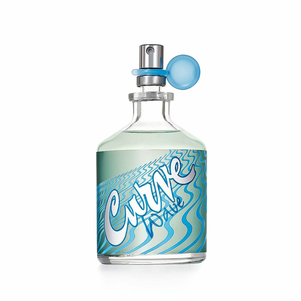 Curve Wave for Men Cologne Spray