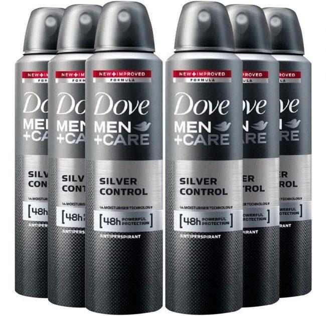 Dove Men Care Control Spray