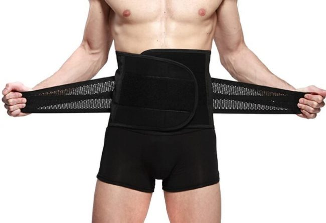 Gorge Adjustable Breathable Trimmer Belt- Ideal Waist Trainer for All Year Long