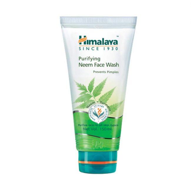 Himalaya Herbals Men Pimple Clear Neem Face Wash