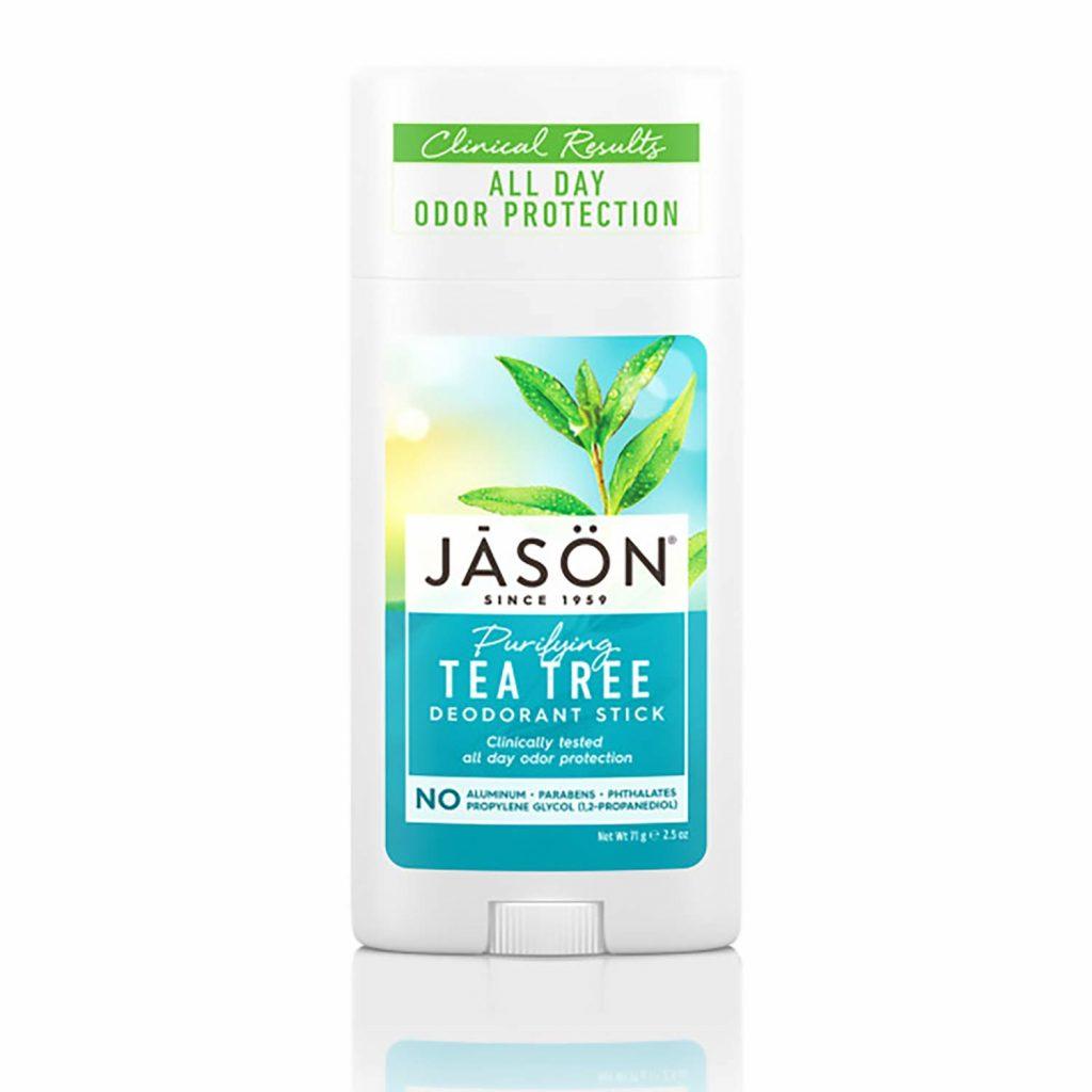 Jason Tea Tree Oil Deodorant Stick, Pack of 3