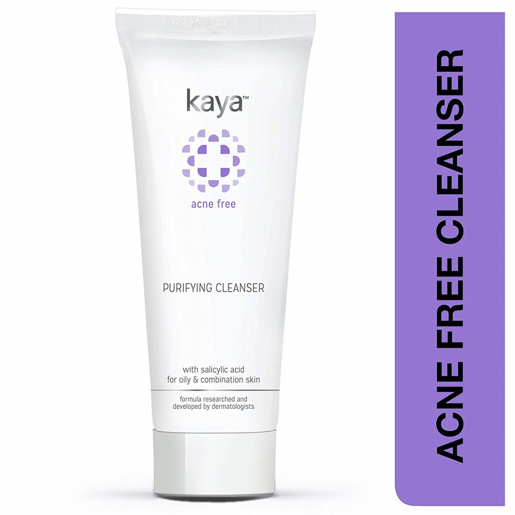 Kaya Skin Clinic Acne Free Purifying Cleanser, 100 ml