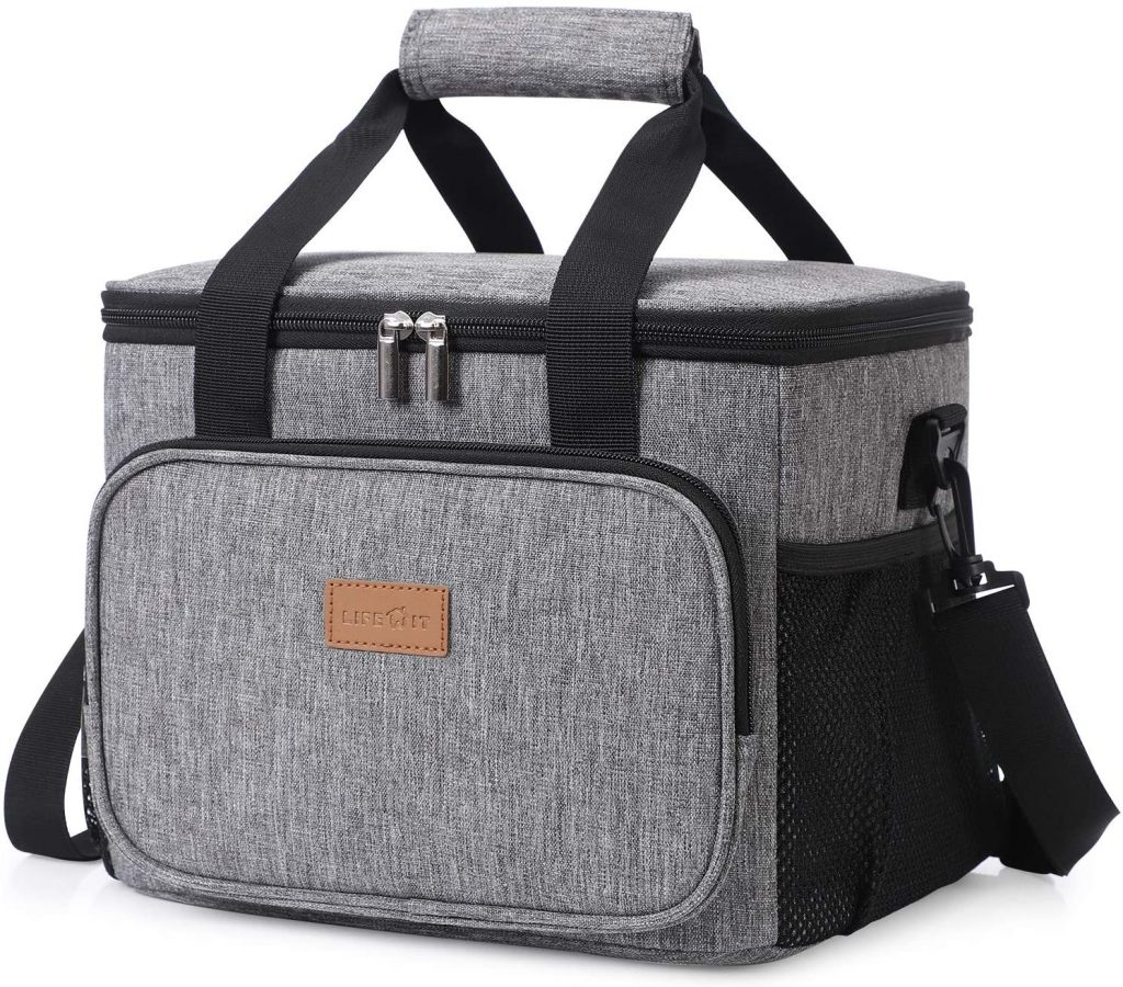 LIFEWIT INSULATED THERMAL LUNCH BAG