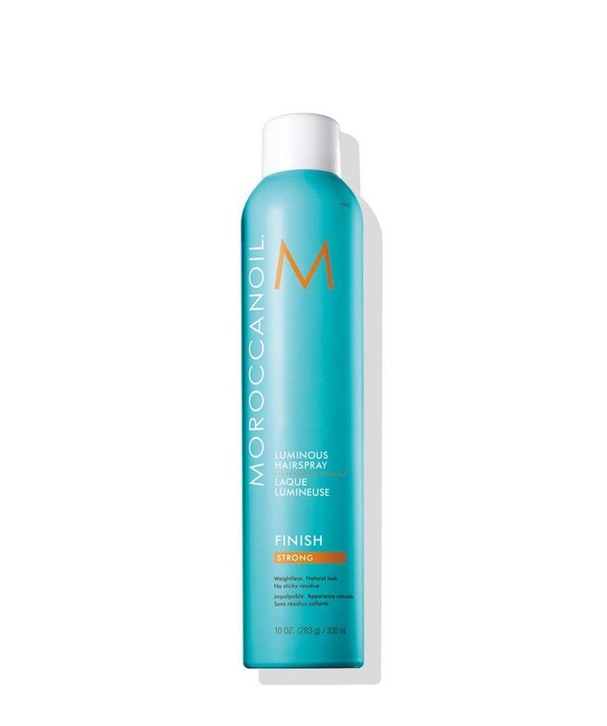 Moroccan Oil Luminous Strong Hairspray