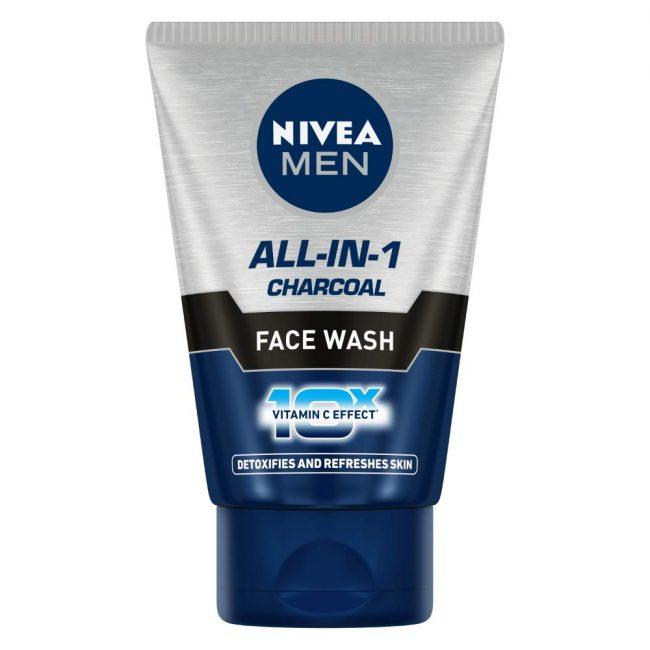 Nivea Men Oil Control All In 1 Face Wash