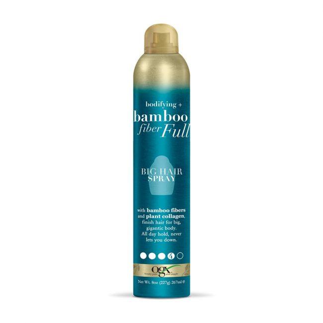 Ogx Bodiyfing Bamboo Fiber Full Hair Spray