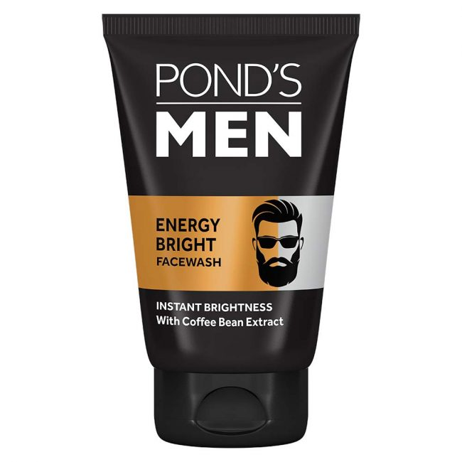 Ponds Men Energy Bright Anti-Dullness Face Wash