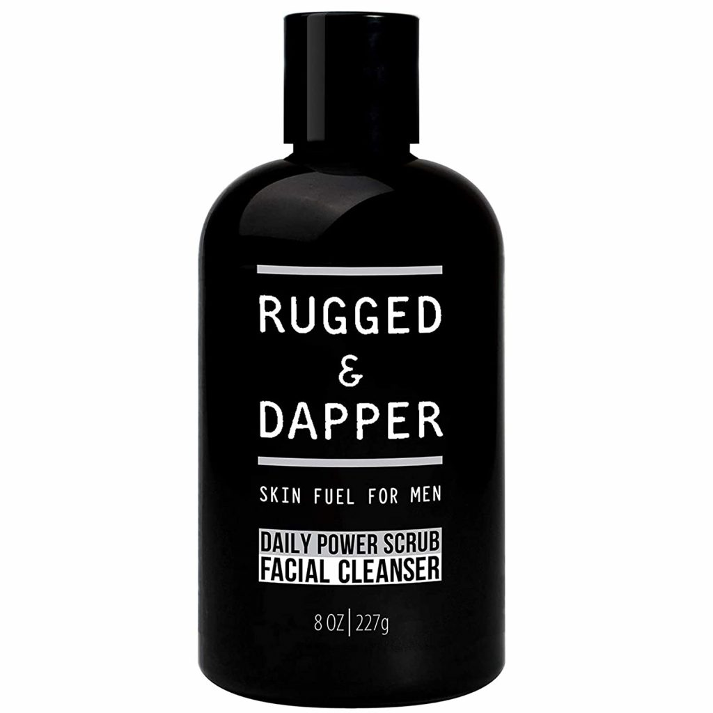 Rugged & Dapper Facial Cleanser for Men
