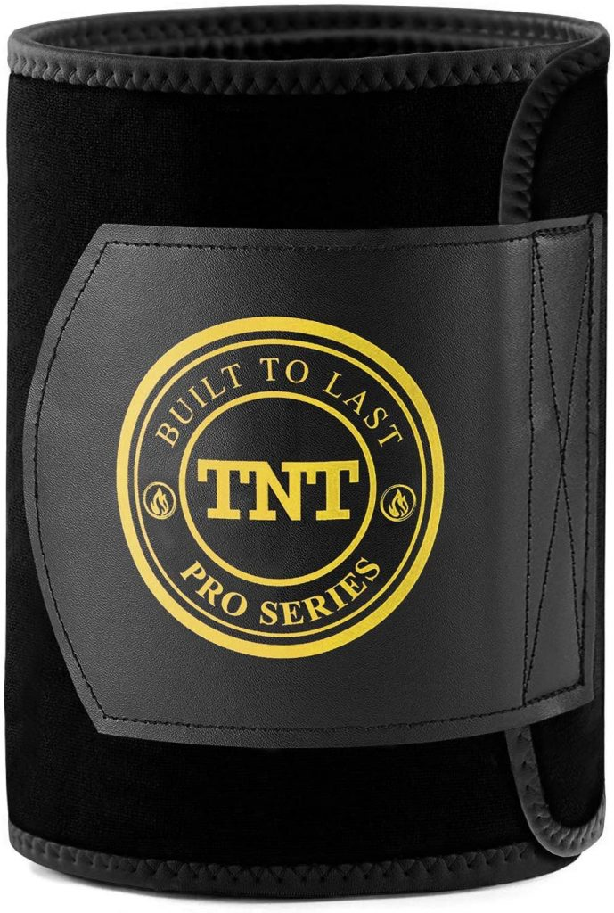 TNT Pro Series Weight Loss Abs Belt- The Widest Waist Trainer Belt