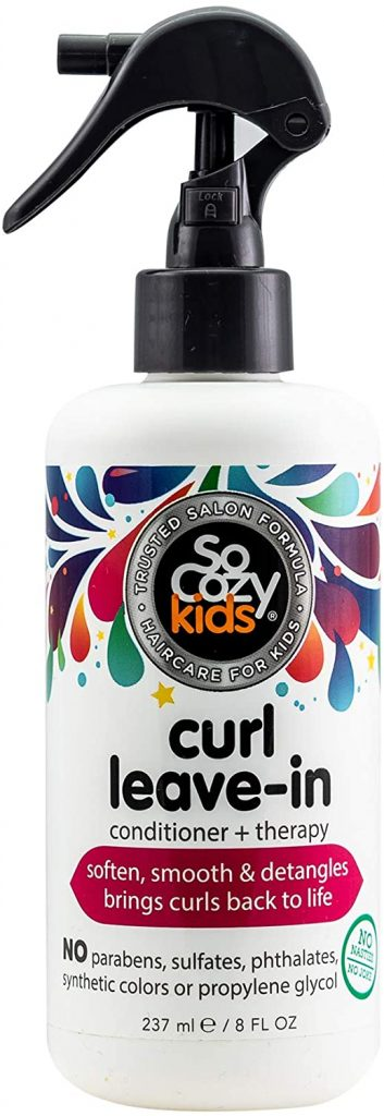 The Best Hairspray for Curly Hair