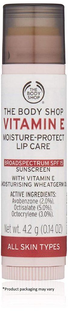 The Body Shop Vitamin E Lip Care Stick Balm