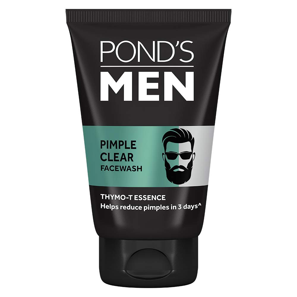 Pond's Men Acne Clear Face Wash, 50g