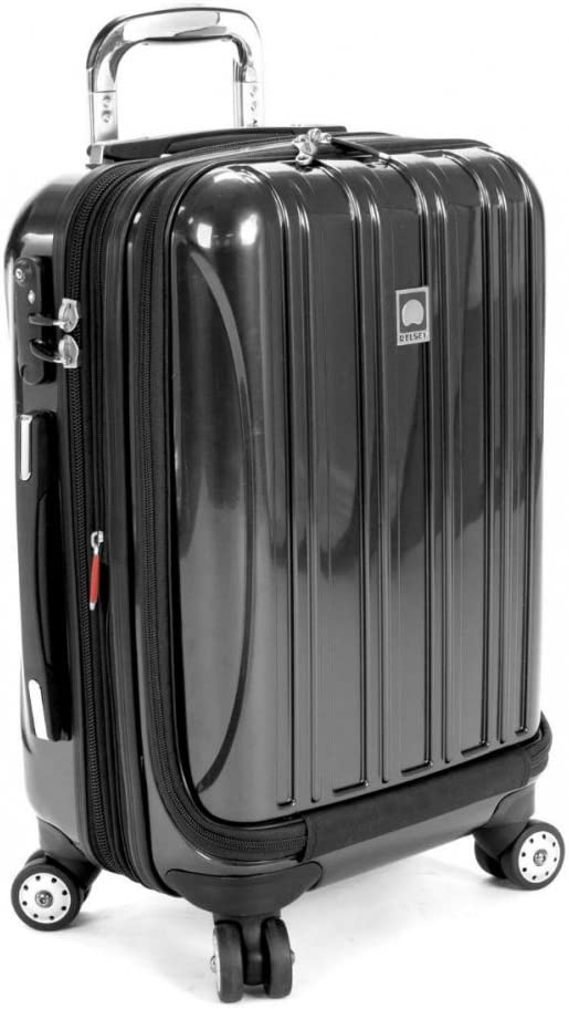 """Delsey AERO 19"""" Carry-on Expandable Rolling Luggage Review"""