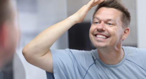 How To Straighten Hair For Men