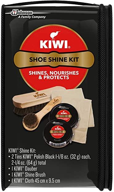 Kiwi Shoe Shine Kit