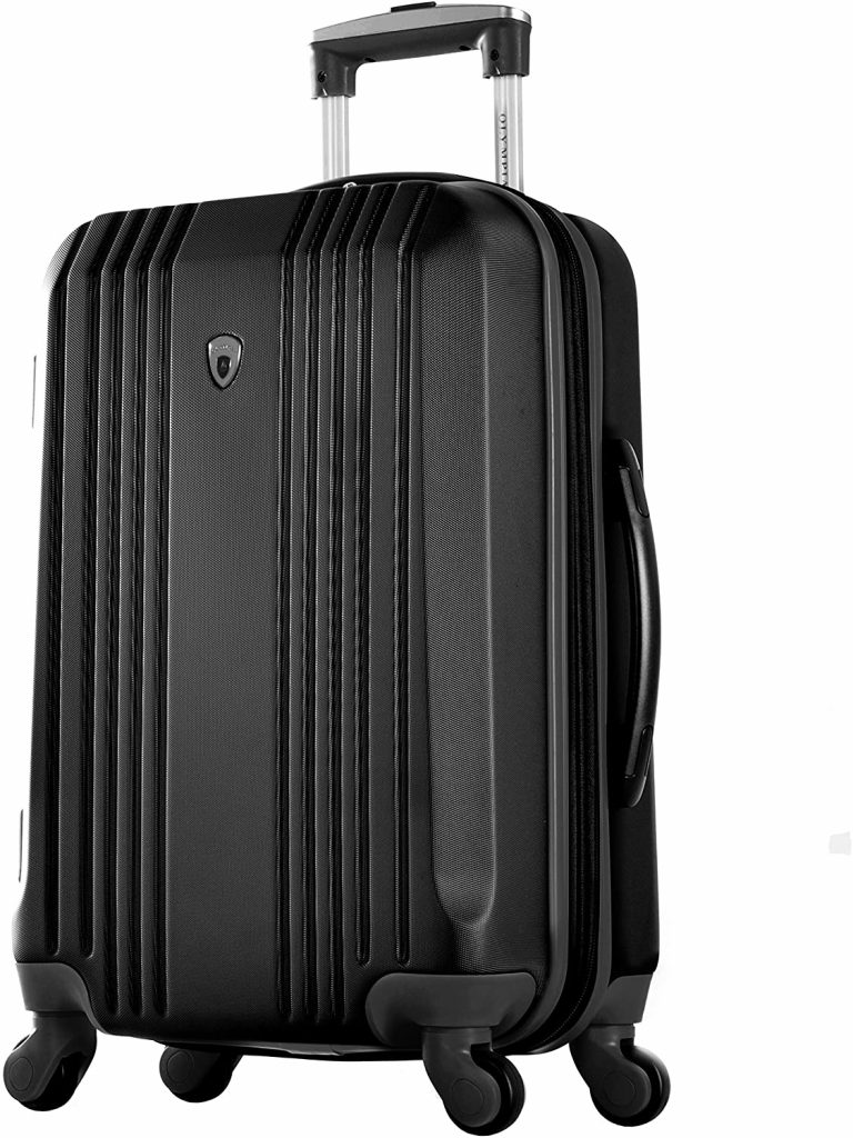Most Versatile - The Olympia Apache Carry-On Spinner