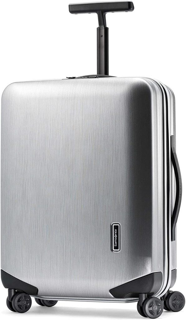 Top 10 Best Silver Suitcase in 2021 [Detailed Guide]