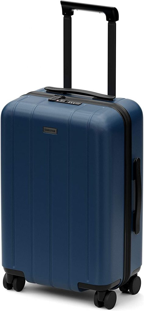 Spinner Suitcases by Chester