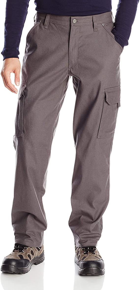 Timberland PRO Men's Gridflex Insulated Canvas Utility Pant