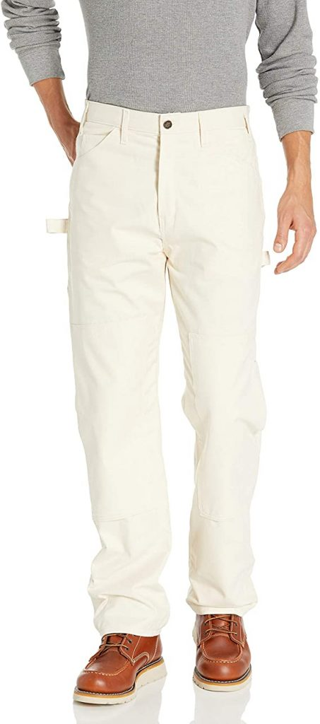 Dickies Men's 8 3/4 Ounce Double Knee Painter's Pant