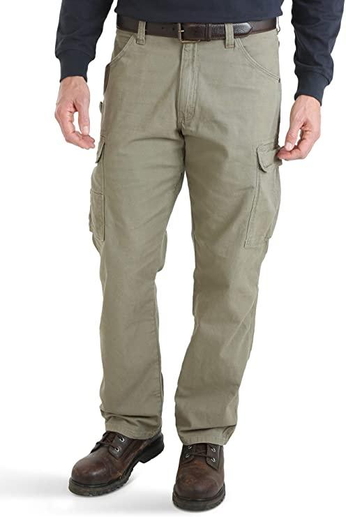 Wrangler Riggs Workwear Men's Ranger Pant, Best Lightweight Work Pants