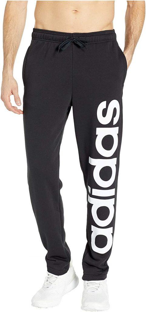Adidas Men's Essentials Brand Track Pants