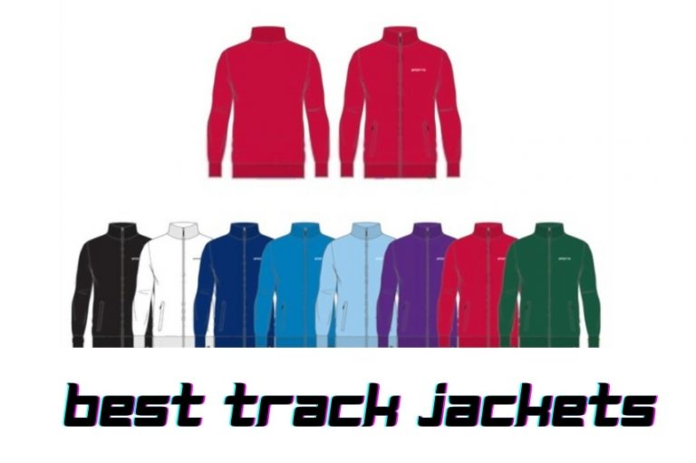 Top 5 Best Track Jackets For Men & Women