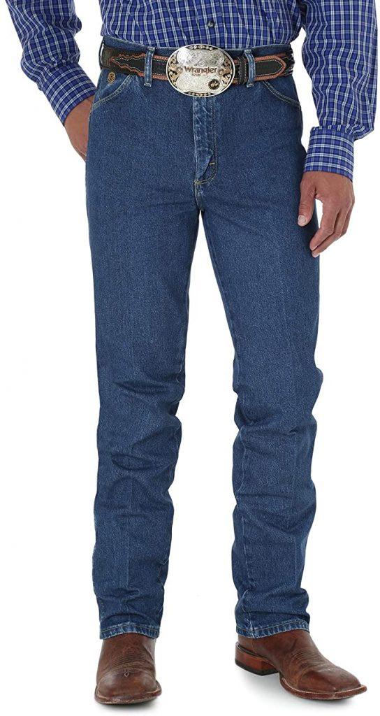 Wrangler George Strait Cowboy-Cut Slim-Fit Jean