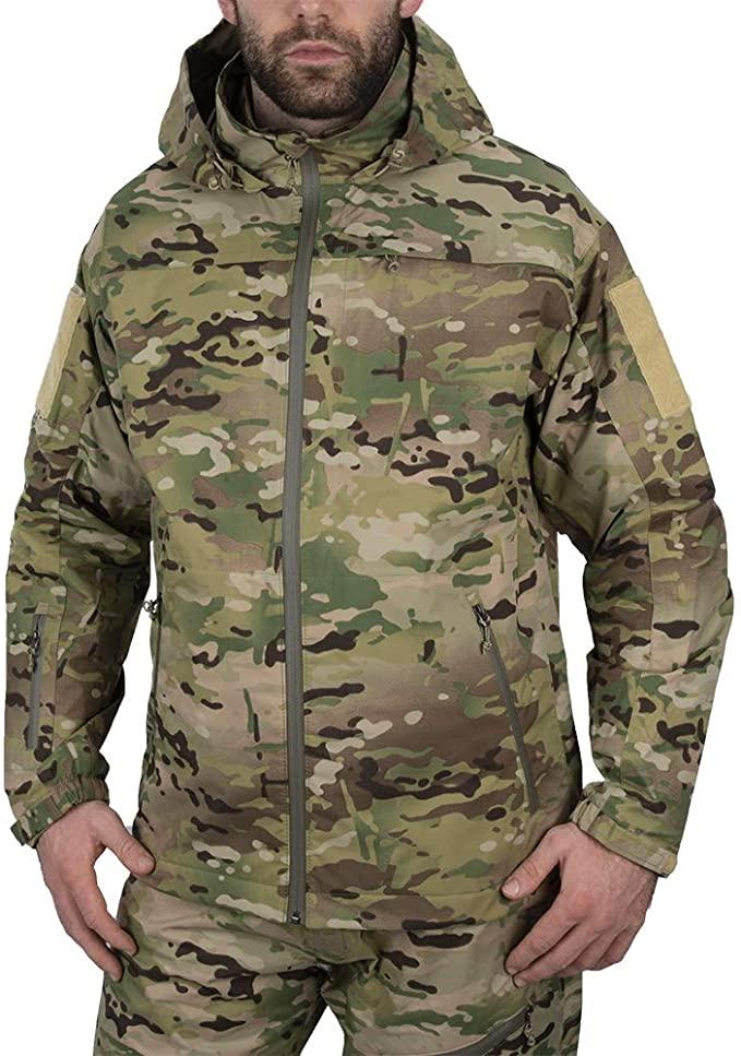 Vertx Mens Recon Shell Jacket