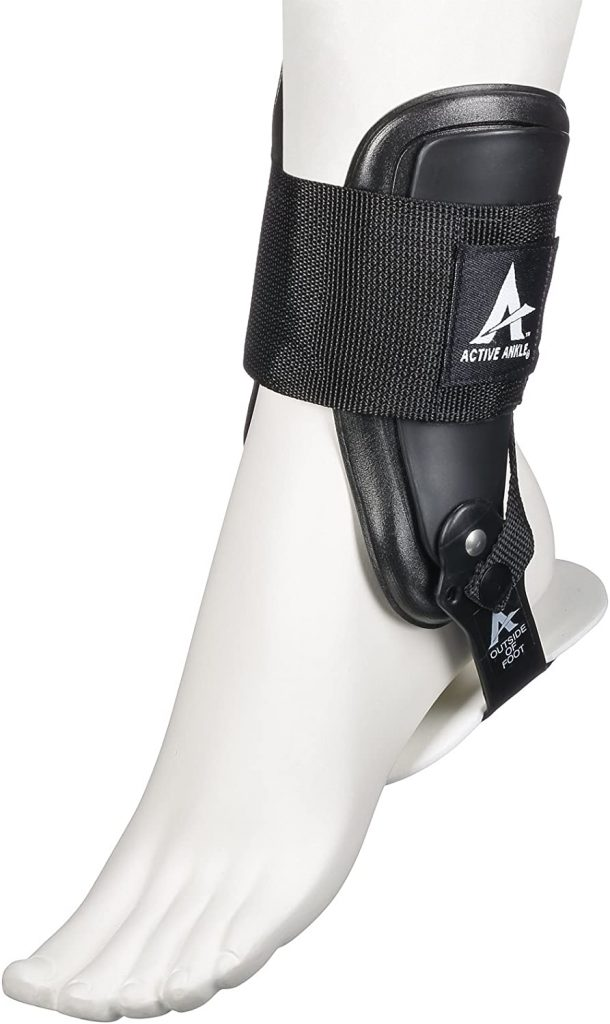 Active Ankle T2 Ankle Brace Review