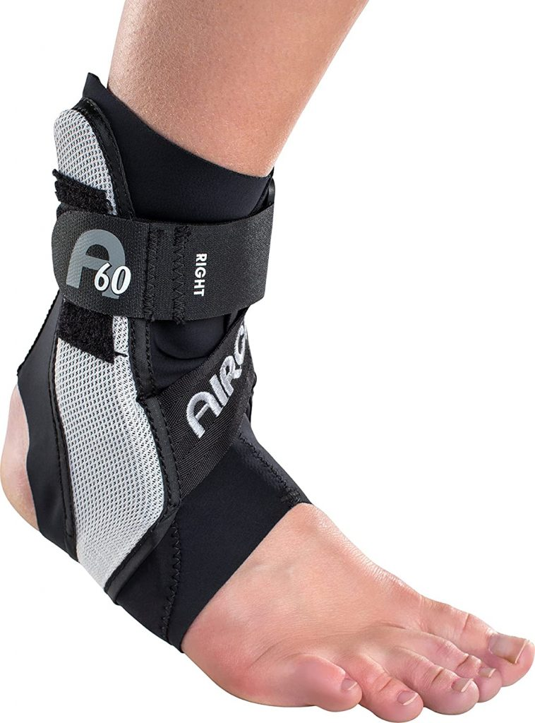 Aircast A60 Ankle Support Brace review