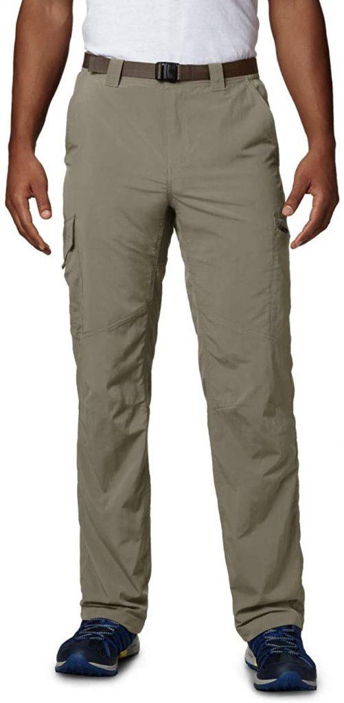 Columbia Silver Ridge Moisture Wicking Cargo Pants For Men
