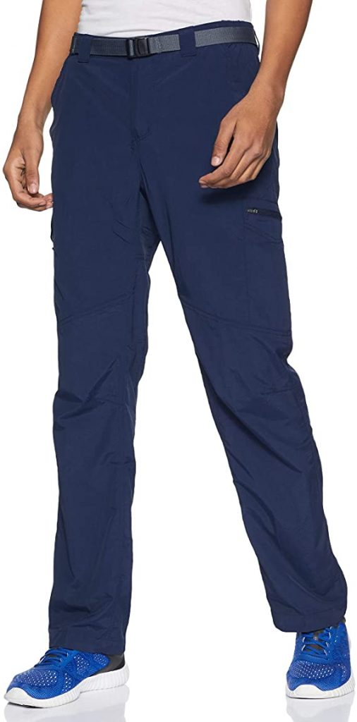 Columbia Silver Ridge Moisture Wicking Cargo Pants For Mens