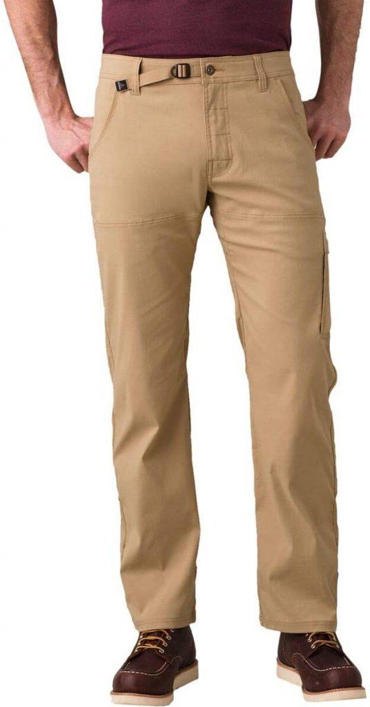 Prana Zion Mens Lightweight Water Repellent Pants