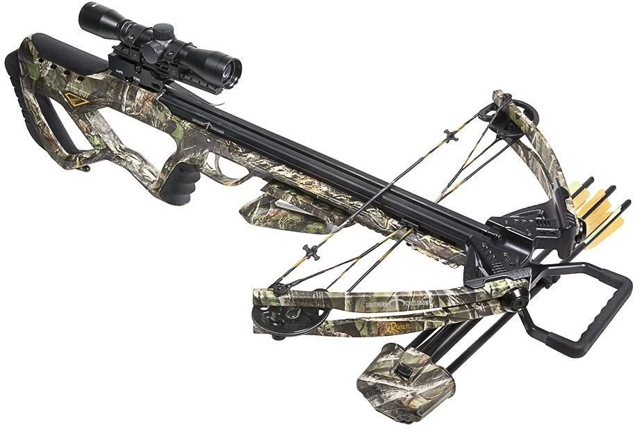 Southern Crossbow Revolt 370
